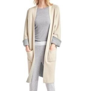 NWT Gap Body Pure Knit long cardigan size xs/s
